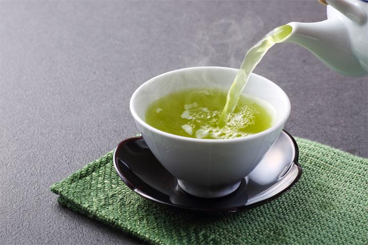 Зеленый чай является полезным напитком