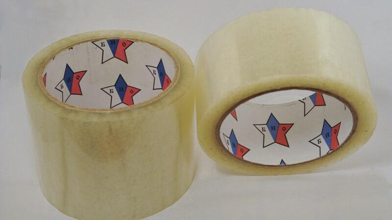 Основные характеристики упаковочной клейкой ленты